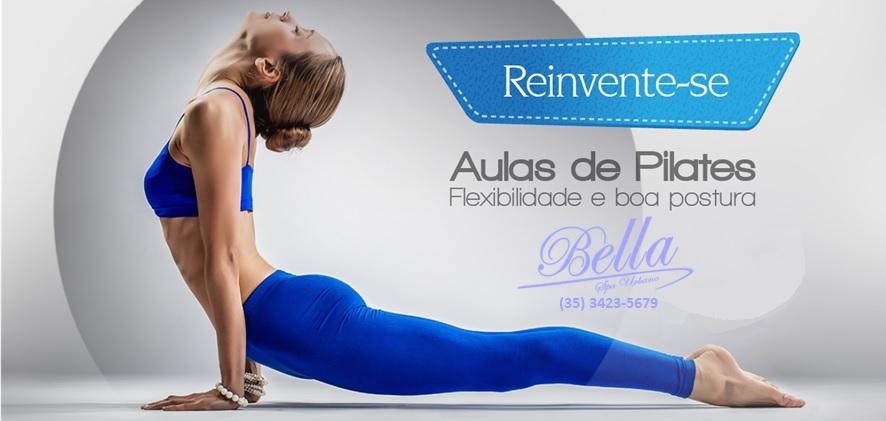 Pilates - Reinvente-se